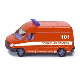Модель машины «Пожарная служба»