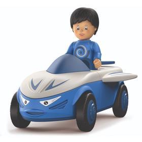 Машинка «Майк и Моби»