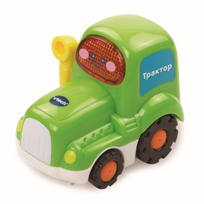 Машинка «Трактор с крюком» - Фото 1