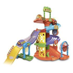 Игровой набор «Парковочная башня»