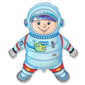 """Шар фольгированный 14"""" мини-фигура """"Космонавт"""""""