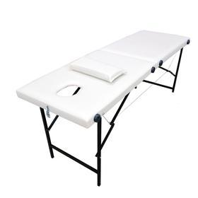 Массажный стол 'Колибри' 180*60*70, цвет белый Ош