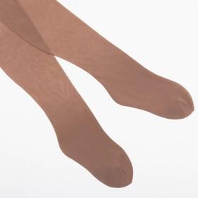 Колготки женские POSITIVE LOOK 40 ден цвет загара (daino gul), размер 6/XXL
