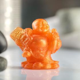 "Мыло фигурное ""Будда"" бронза, 32гр"
