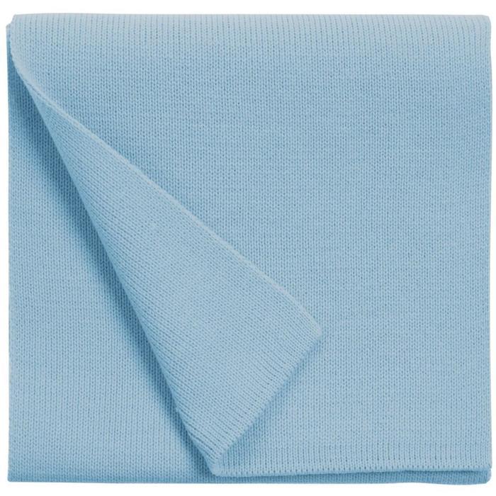 Шарф Real Talk, цвет голубой