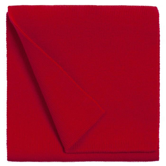 Шарф Real Talk, цвет красный