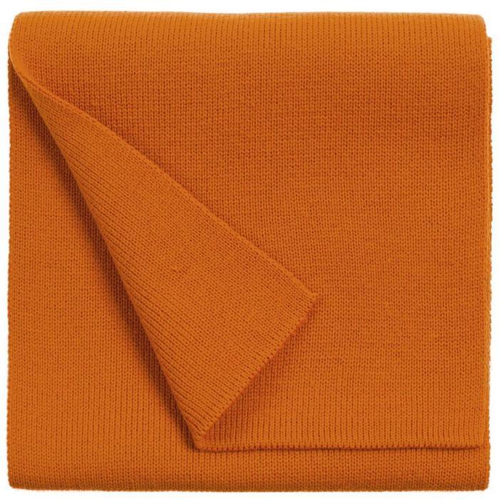 Шарф Real Talk, цвет оранжевый