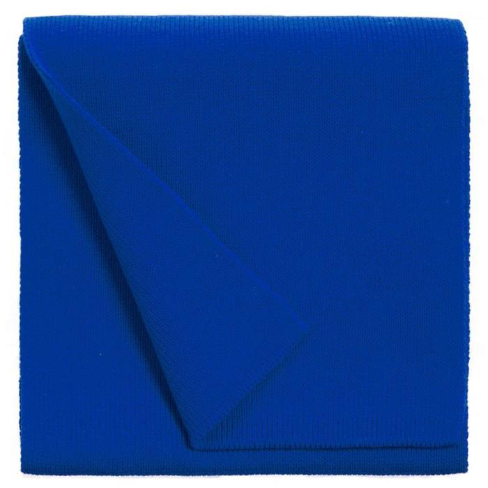Шарф Real Talk, цвет синий