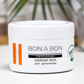 Сахарная паста для шугаринга Bon a bon, средняя, 400 г