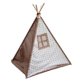 Детская палатка-вигвам Everflo Hut, beige Ош