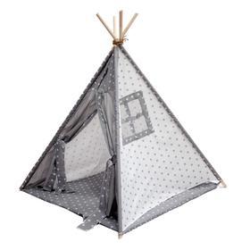 Детская палатка-вигвам Everflo Hut, gray Ош