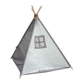 Детская палатка-вигвам Everflo Hut, green Ош