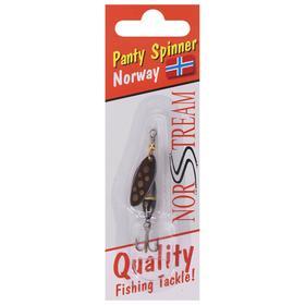 Блесна вращающаяся Panty Spinner 5 г, цвет SV