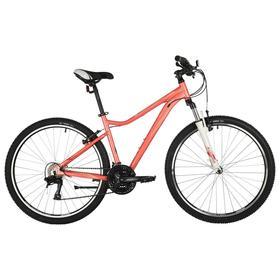 Велосипед 27,5' Stinger Laguna Std, цвет розовый, размер 19' Ош