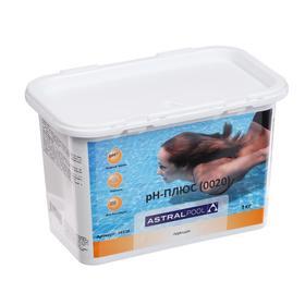 Регулятор PH-плюс AstralPool для бассейнов, порошок, 1 кг