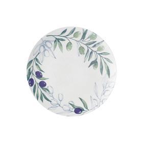 Тарелка обеденная «Оливковая роща», 26.5 см