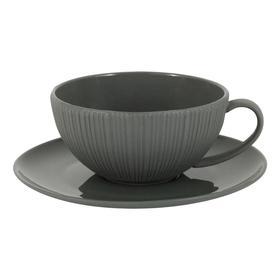 Чашка с блюдцем «Халва», 0.2 л
