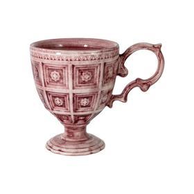 Кружка Augusta розовая, 0.35 л