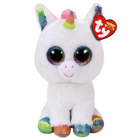 Мягкая игрушка «Единорог белый Pixy The Unicorn», цвет белый, 15 см