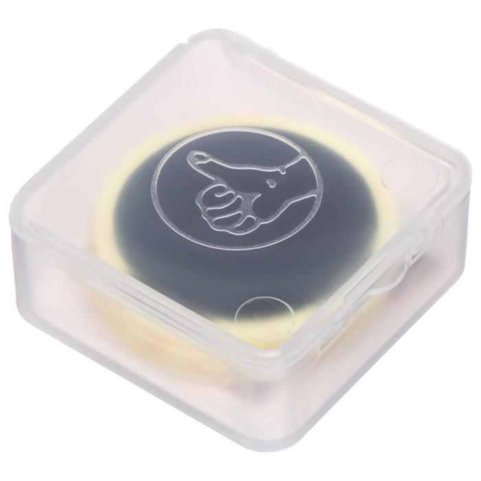 Аптечка для ремонта вело камер TRIX, заплатки самоклеющиеся: Ø25мм-6 шт., наждачка-1 шт.