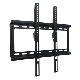 """Кронштейн Kromax IDEAL-3, для ТВ, фиксированный, 22-65"""", 23 мм от стены, до 50 кг, черный"""