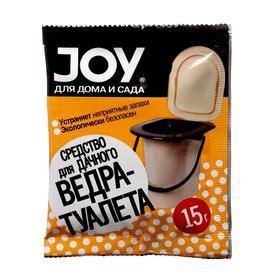 Средство для дачного ведра-туалета JOY, 15 г Ош