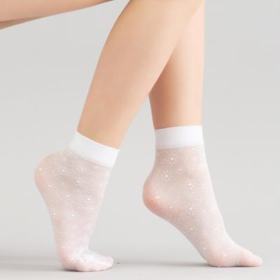 Носки детские LNN 06 цвет белый (bianco), р-р 20-22 - Фото 1