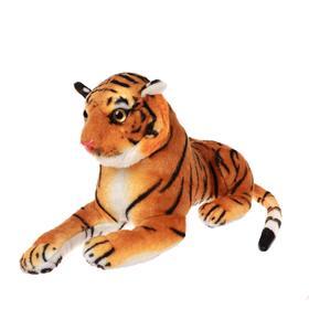 купить Мягкая игрушка Тигр, 30 см, цвета МИКС
