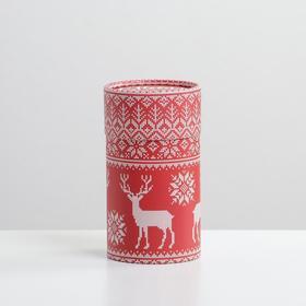 Коробка подарочная «Новогоднее настроение», 8 х 14,5 см