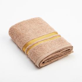 """Полотенце махровое LoveLife """"Выгода"""" 30*60 см, цв. капучино,100% хлопок, 340 гр/м2"""