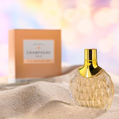 Туалетная вода женская Champagne Gold, 100 мл - Фото 1