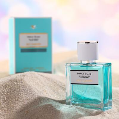 Парфюмерная вода женская Merle blanc Sky Garden, 50 мл - Фото 1