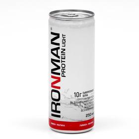 Ironman напиток лимон-малина, 250мл