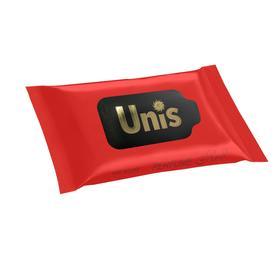 Влажные салфетки UNIS Red антибактериальные, 15 шт.