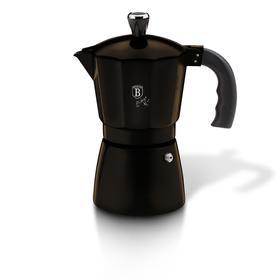 Кофеварка гейзерная Black, 6 чашек