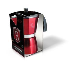 Кофеварка гейзерная Burgundy, на 9 чашек
