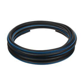 Рукав резиновый III-9-2,0 (с синей полосой) 10 м/п Ош