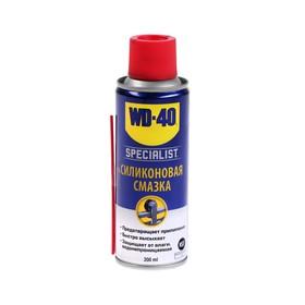 Быстросохнущая силиконовая смазка WD-40 SPECIALIST, 200 мл