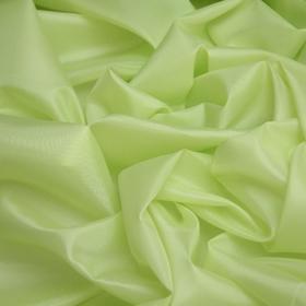 Ткань подкладочная, гладкокрашенная, ширина 150 см, цвет оливковый Ош