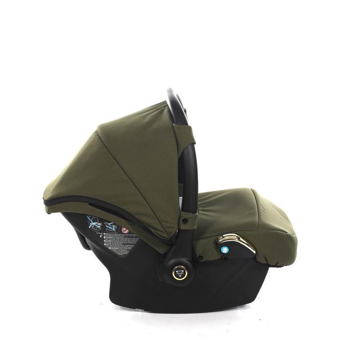 Автокресло AVIONAUT KITE Termo Line Tex 03 зелёный, цвет AJ-TT03