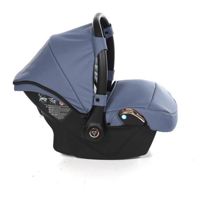 Автокресло AVIONAUT KITE Termo Line Tex 04 темно-синий, цвет AJ-TT04