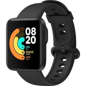 Смарт-часы Xiaomi Mi Watch Lite (REDMIWT02), 1.4', LCD, пульсометр, шагомер, 230 мАч, черные Ош