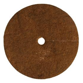 Круг приствольный, d = 45 см, из кокосового полотна с натуральным латексным клеем Ош