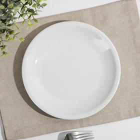 Тарелка мелкая «Катя», d=19 см