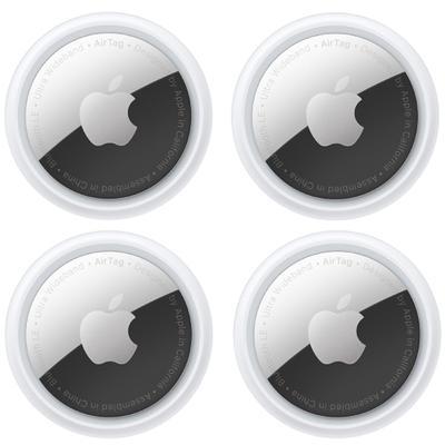 Трекер Apple AirTag (4 Pack) MX542RU/A - Фото 1
