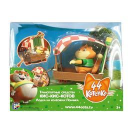 Игровой набор с фигуркой «Пончик и повозкой»
