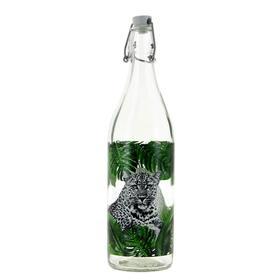 Бутылка «Африка», 1000 мл