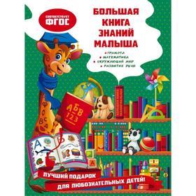 Большая книга знаний малыша. Александрова О.В.
