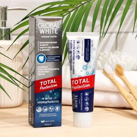 Зубная паста Global White Total Protection, 100 г