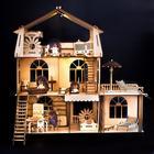 """Набор для освещения кукольного домика """"ХэппиДом"""", конструктор, свет, люстры - Фото 2"""